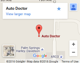 Auto Doctor on Google Maps